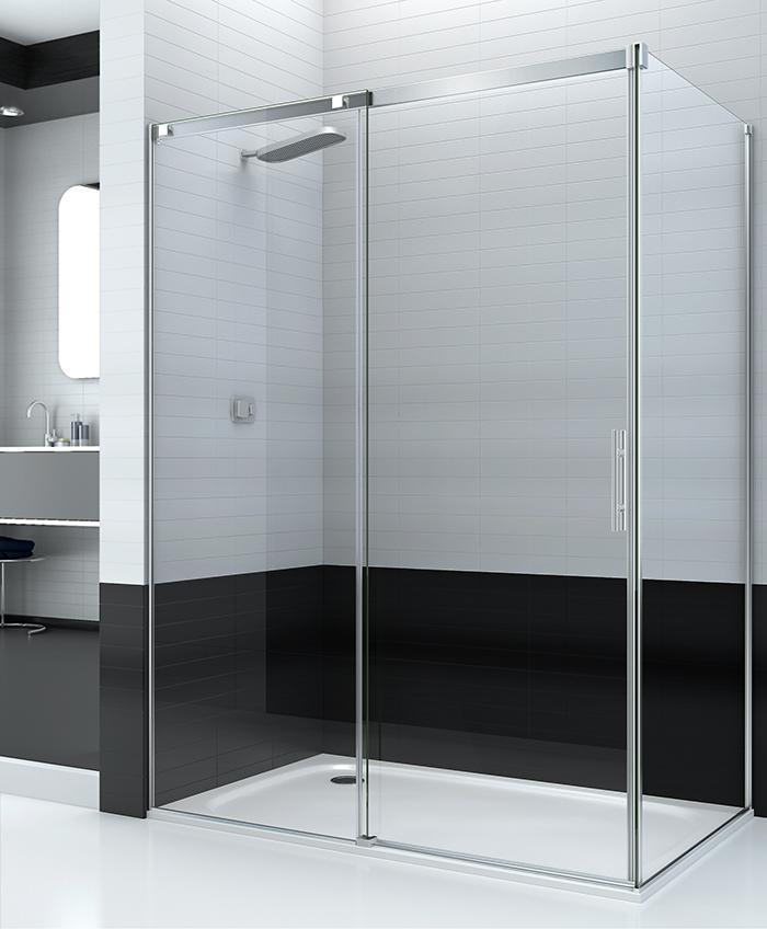 Mampara ducha imagen Carranza 2P